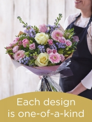 Mother's Day Hand-tied made with the finest flowers