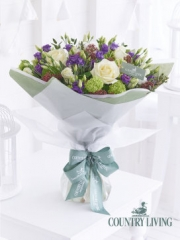 Country Living Winter Chic Hand-tied