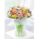 Spring Radiance Hand-tied